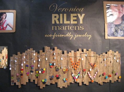 Handmade Jewelry Displays - wall decals and stickers from single studios
