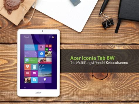 Harga Acer Iconia Tab 8w acer iconia tab 8 w archives resmi acer indonesia