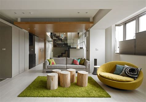 Grass Interior Design by Minimalist Luxury From Asia 3 Stunning Homes By Free Interior