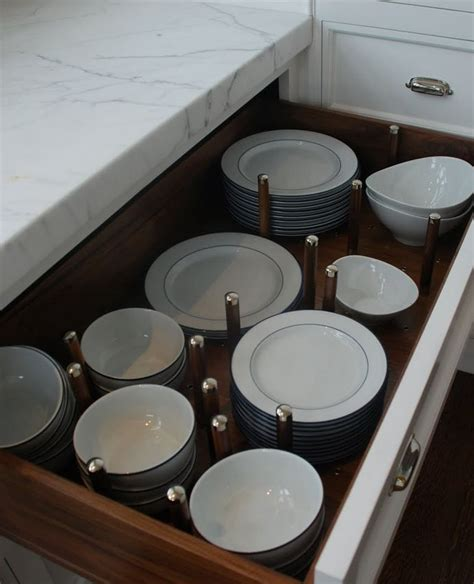 Kitchen Drawers For Dishes Dish Drawer Kitchen