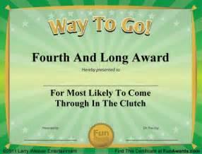 superlative certificate template 10 best ideas about employee awards on