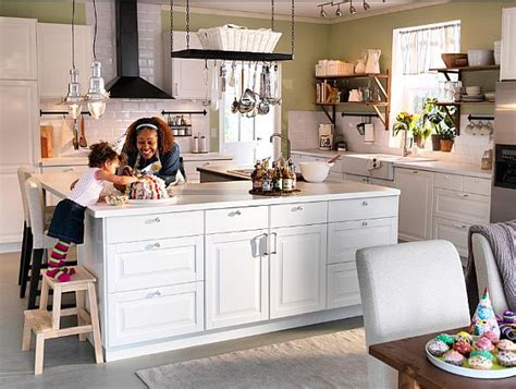 pictures of islands in kitchens 10 ikea kitchen island ideas
