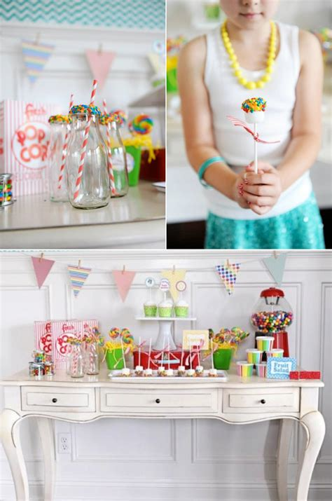 cute themes for birthday parties 17 best photos of awesome girl birthday parties girls