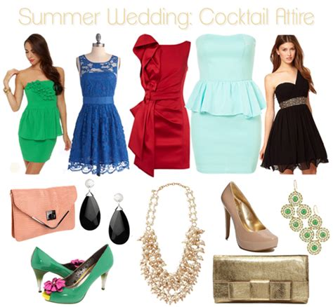 wedding dress code cocktail life unsweetened