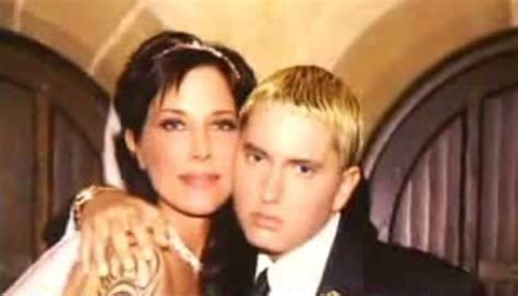 eminem and wife let s see what eminem s wife is up to nowadays