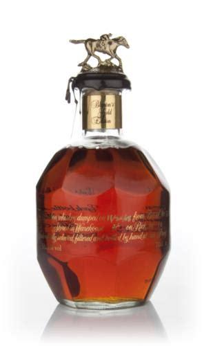 blantons gold edition whiskey master  malt