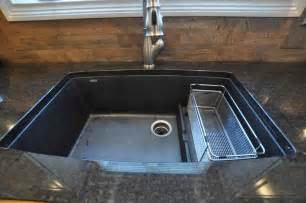 Granite Composite Sinks Cleaning With Supreme Surface Cleaners