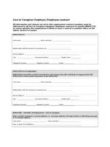 Caregiver Resume Sle 28 Sle Resume For Live In Caregiver In Canada Canada