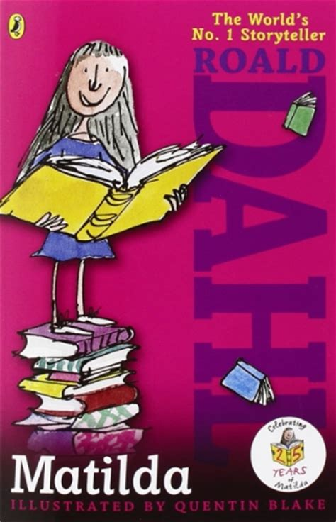 matilda the musical books the twits by roald dahl