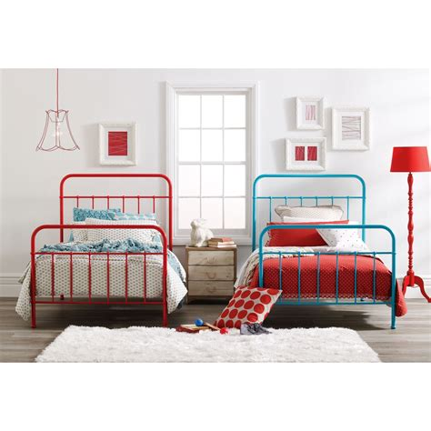 Vintage Style Metal Bed Frame Vintage Style Metal Frame Single Bed Bed Frames Ideas