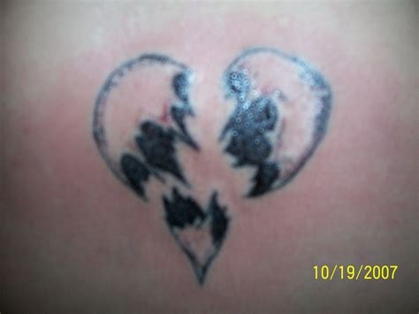 broken tattoo designs vxswpnkm best designs designs just for