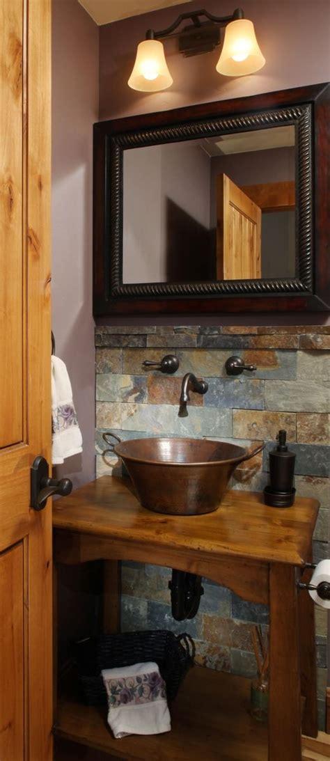 custom powder room vanity cabinet by tilde design studio