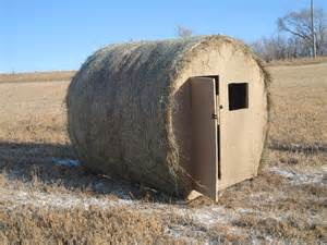 Hay Bale Blinds For Sale prairie blinds hay bale blind for