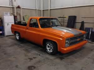 85 Chevrolet Truck For Sale Find New 85 Chevy C10 Shortbox In Kingsley