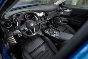 Alfa Romeo Giulia Cijena Interior Alfa Romeo Giulia Veloce Q4 952 2016 Pr