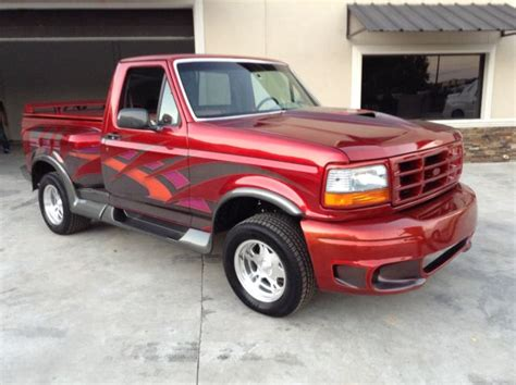 1994 ford f150 custom show truck project for sale photos