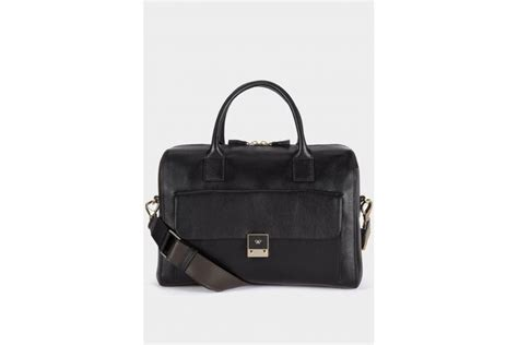 Anya Hindmarch Carker by Anya Hindmarch Small Carker Velvet Calf Barrel Sue
