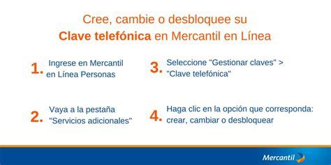 como recuperar clave de cajero mercantil mercantil banco mercantilbanco twitter