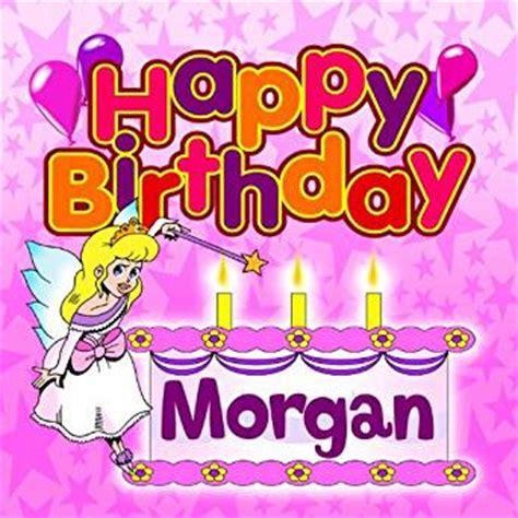 happy birthday song happy birthday amazon co uk mp3 happy birthday morgan by the birthday bunch on amazon