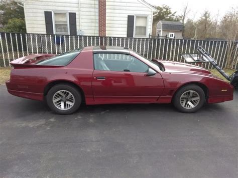 1986 pontiac firebird trans am for sale pontiac firebird 1986 for sale in east moriches new