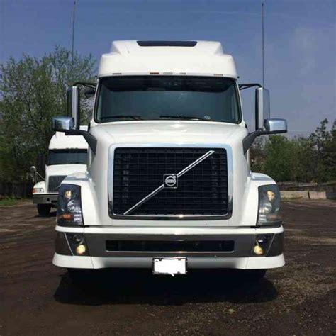 2009 volvo semi truck volvo 780 2009 sleeper semi trucks