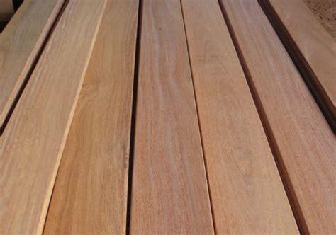 Cumaru (aka. Brazilian Teak ) wood decking from hardwood