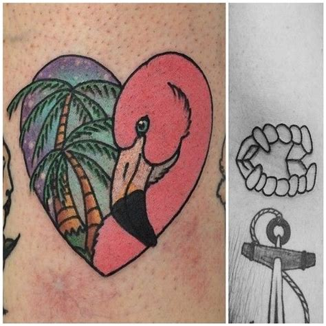303 tattoo designs 303 best flamingo images on flamingo