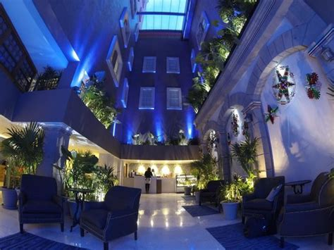 zocalo central lobby z 243 calo central hotel picture of zocalo central