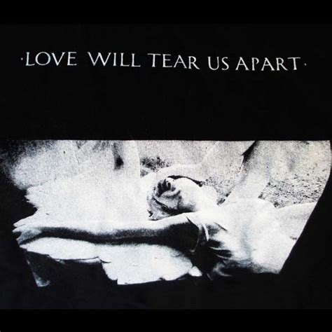 love will tear us appart joy division love will tear us apart t shirt imported