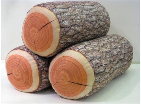 Pillow Log by Log Pillow