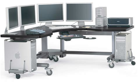 Computer Desk Workstation Guide To Purchase A Computer Workstation Jitco Furniture