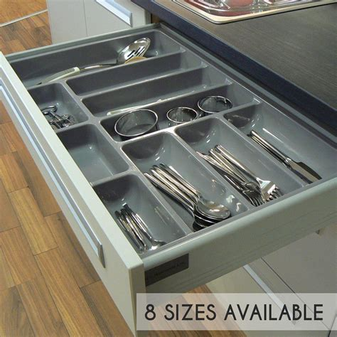 Kitchen Drawer Cutlery Trays by High Quality Plastic Cutlery Tray For Kitchen Drawers