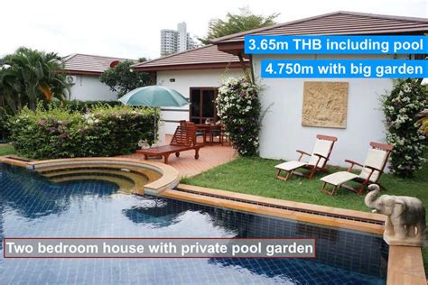 buy a house privately buy a house with two bedrooms and private pool in rayong