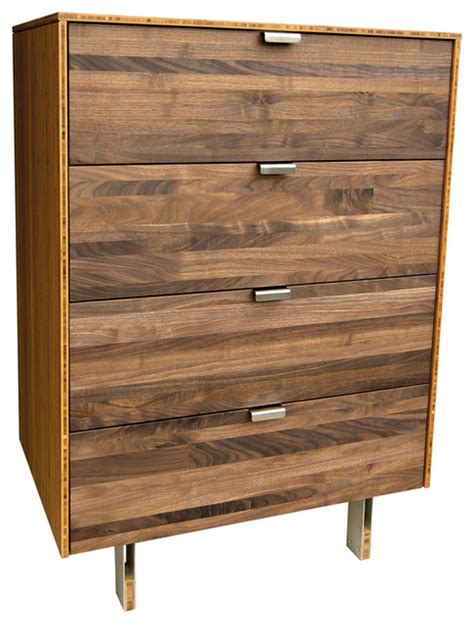 modern bedroom dressers and chests iannone design wood stripe dresser modern