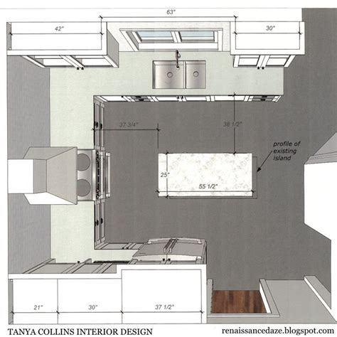 small kitchen floor plans with islands image result for small u shaped kitchen with island