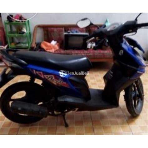 Motor Honda Beat Tahun 2011 motor matic honda beat cw warna biru tahun 2011 plat b