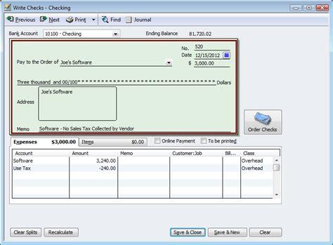 quickbooks tax tutorial true joe ways tracking use tax with quickbooks