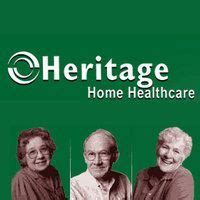 heritage home healthcare glassdoor ie