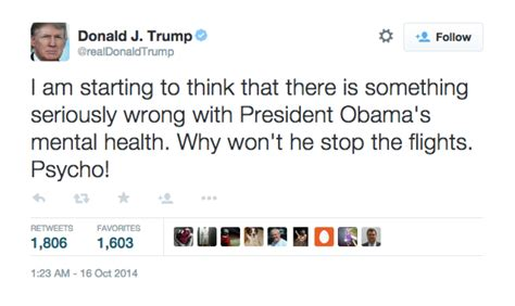 donald trump on twitter how bad is it that donald trump loves life on twitter