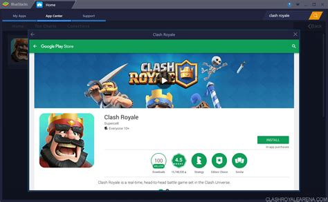 for pc clash royale pc for windows xp 7 8 10 clash royale arena