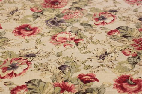 poppy upholstery fabric drapery upholstery fabric poppies 137 antique red by