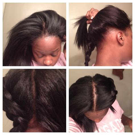 mia on pinterest vixen sew in sew ins and green hair vixen sew in how to do hair pinterest hair style