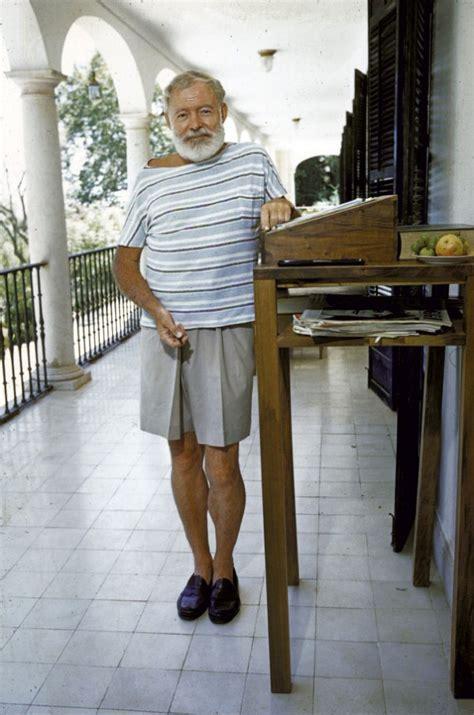 Hemingway?s standing desk   William Landay
