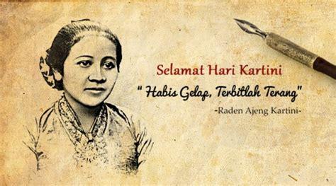 biography of raden ajeng kartini dalam bahasa inggris ra kartini dari gelap terbitlah terang beritaone com