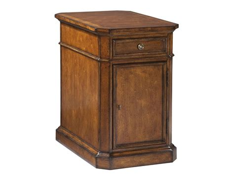 Storage End Tables For Living Room Hekman Living Room European Legacy Storage End Table 11106