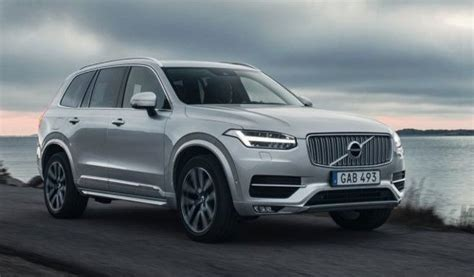 Volvo Suv 2020 by 2020 Volvo Xc90 Design Release Date Rumors Future