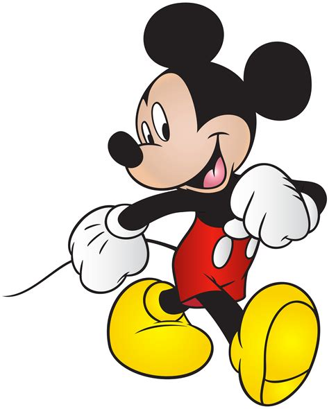 clipart gallery free mickey mouse free png clip image gallery