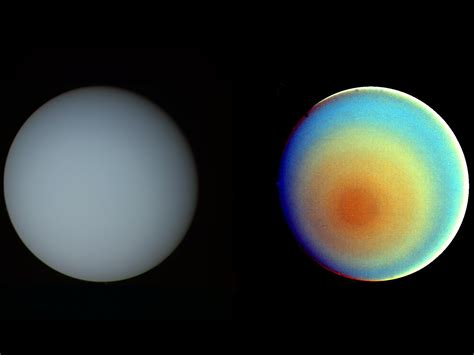 what color is the planet uranus uranus s magnetic field switches open and closed on a