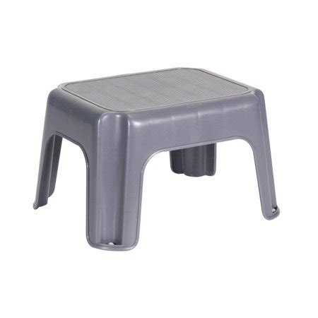 Folding Step Stool For Dogs by Rubbermaid Small Step Stool Black Walmart