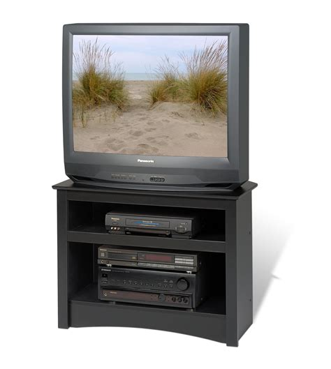 32 Inch Tv Cabinet by Prepac Sonoma Black Corner 32 Inch Tv Stand Beyond Stores